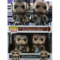 Funko Pop: Warcraft - Durotan & Orgrim