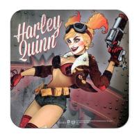 DC Bombshells: Harley Quinn Coasters