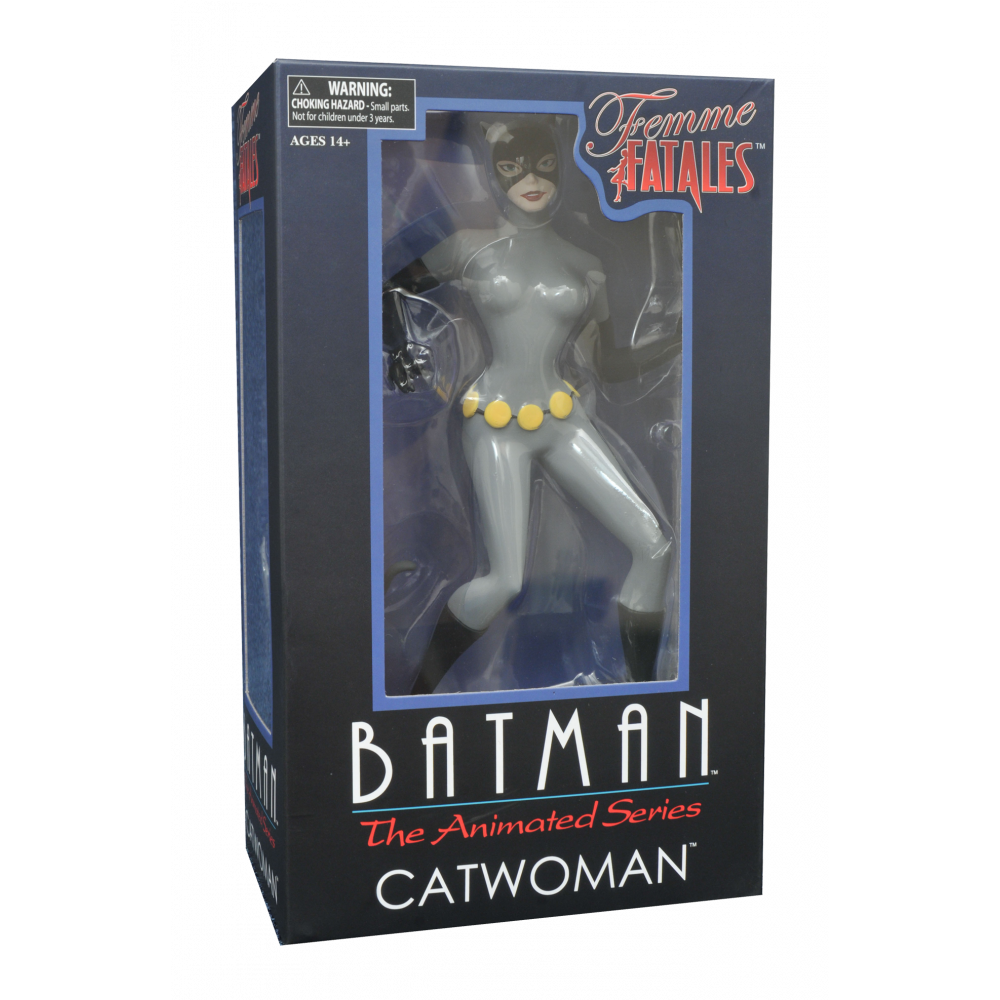 Femme Fatales: Batman The Animated Series - Catwoman