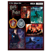 Harry Potter - Order of the Phoenix 8 Magnet Set