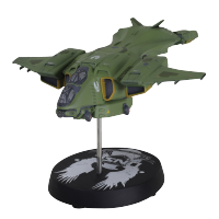 Halo: UNSC Pelican Dropship Replica
