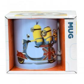 Minions: Group Moped Mug