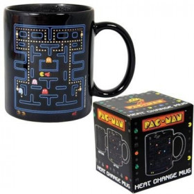 Pac-Man: Heat Change Mug