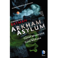 Batman: Arkham Asylum 25th Anniversary Deluxe Edition TP