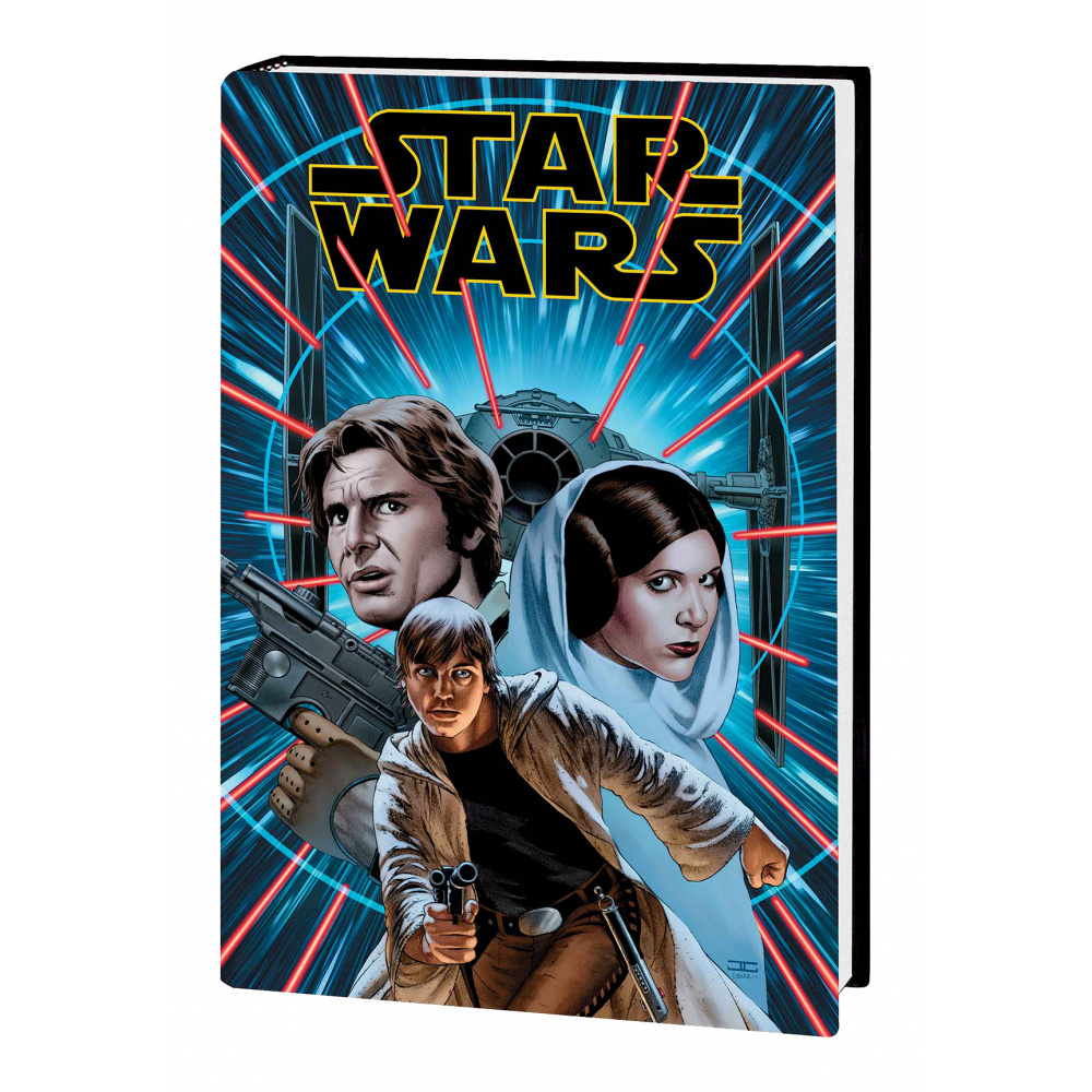Star Wars HC - Vol 01 (Cassaday Variant)