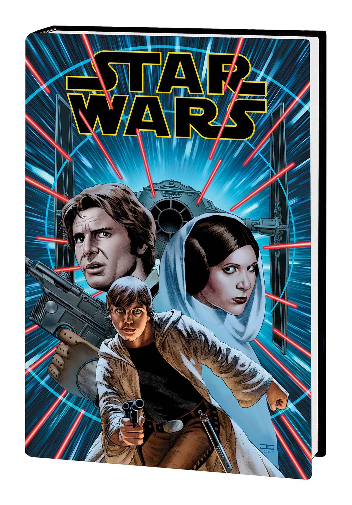 Star Wars HC - Vol 01 (Cassaday Variant)