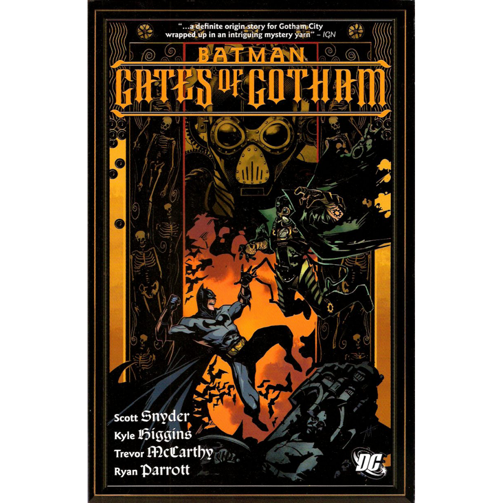 Batman: Gates of Gotham TP
