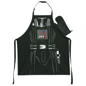 Star Wars: Darth Vader Apron and Oven Mitt