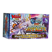 Cardfight!! Vanguard Mega Trial Deck 1: Rise to Royalty