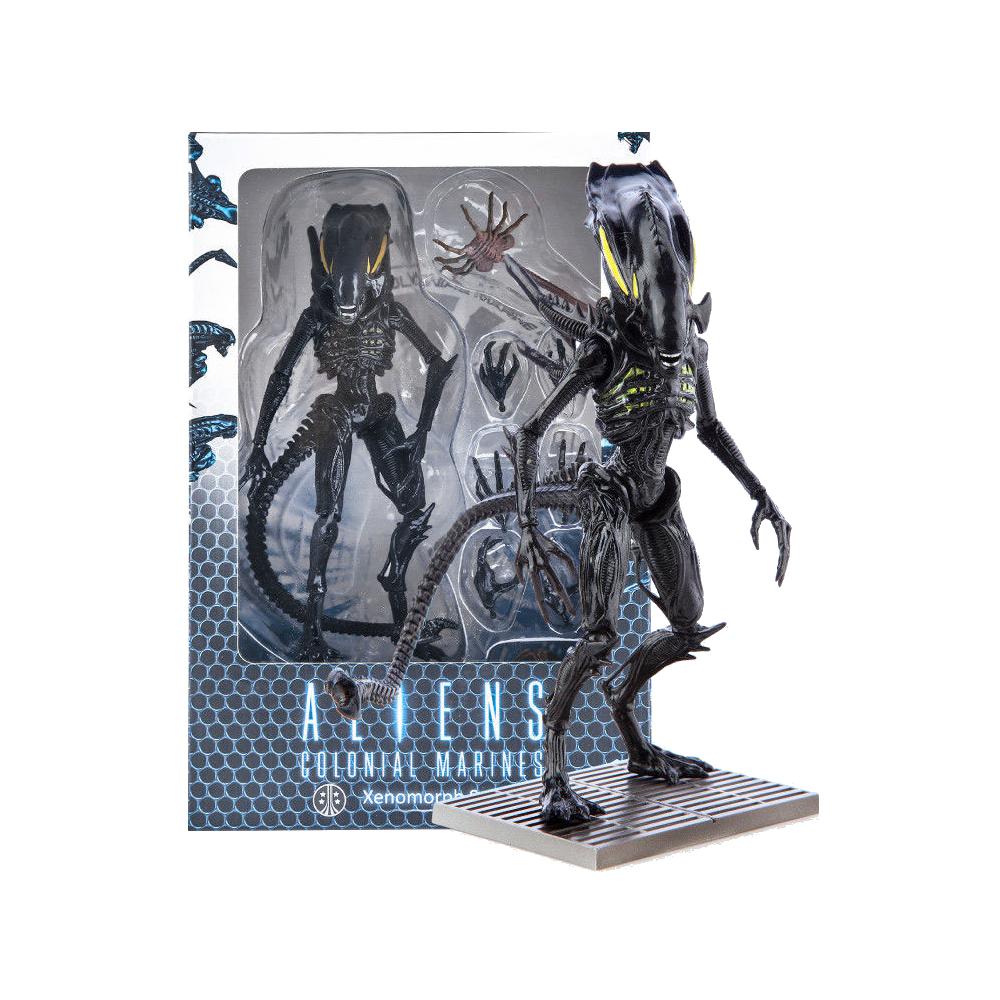 Aliens: Xenomorph Spitter Figure