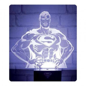 DC Comics: Superman Hero Light