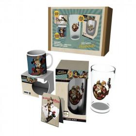 DC Bombshells: Harley Quinn Gift Set