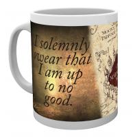 Harry Potter: Marauders Map Mug