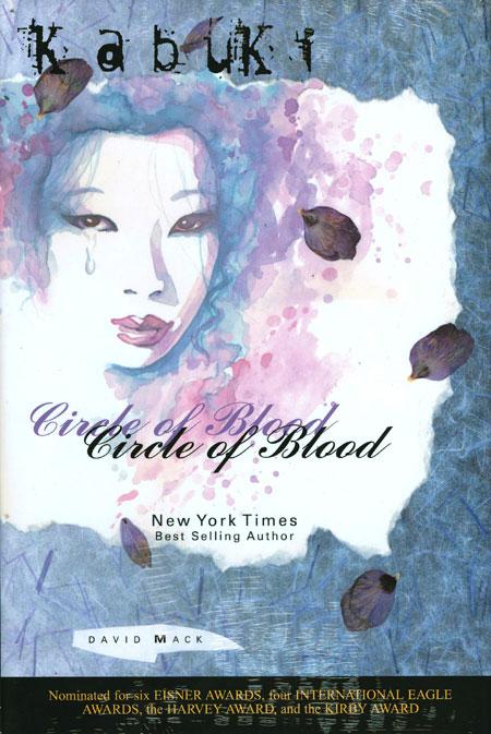 Kabuki HC Vol 01 Circle of Blood