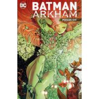 Batman Arkham Poison Ivy TP