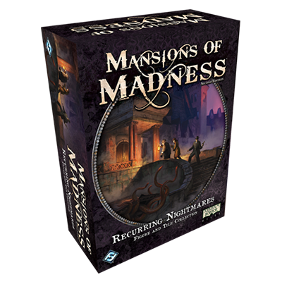 Mansions of Madness (ediţia a doua) – Recurring Nightmares Figure and Tile Collection