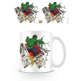Marvel: Not A Morning Person Mug