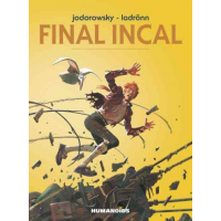 The Final Incal HC