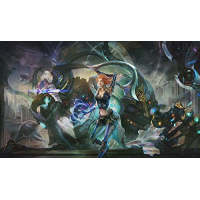 HCD Game Supplies: Play Mat - Calling of the Eidolon