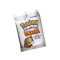 Pokemon: 1999 Artbox Stickers