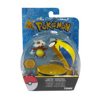 Pokemon: Clip n ́Carry Poke Ball - Cubone