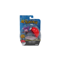 Pokemon: Clip n ́Carry Poke Ball - Noibat