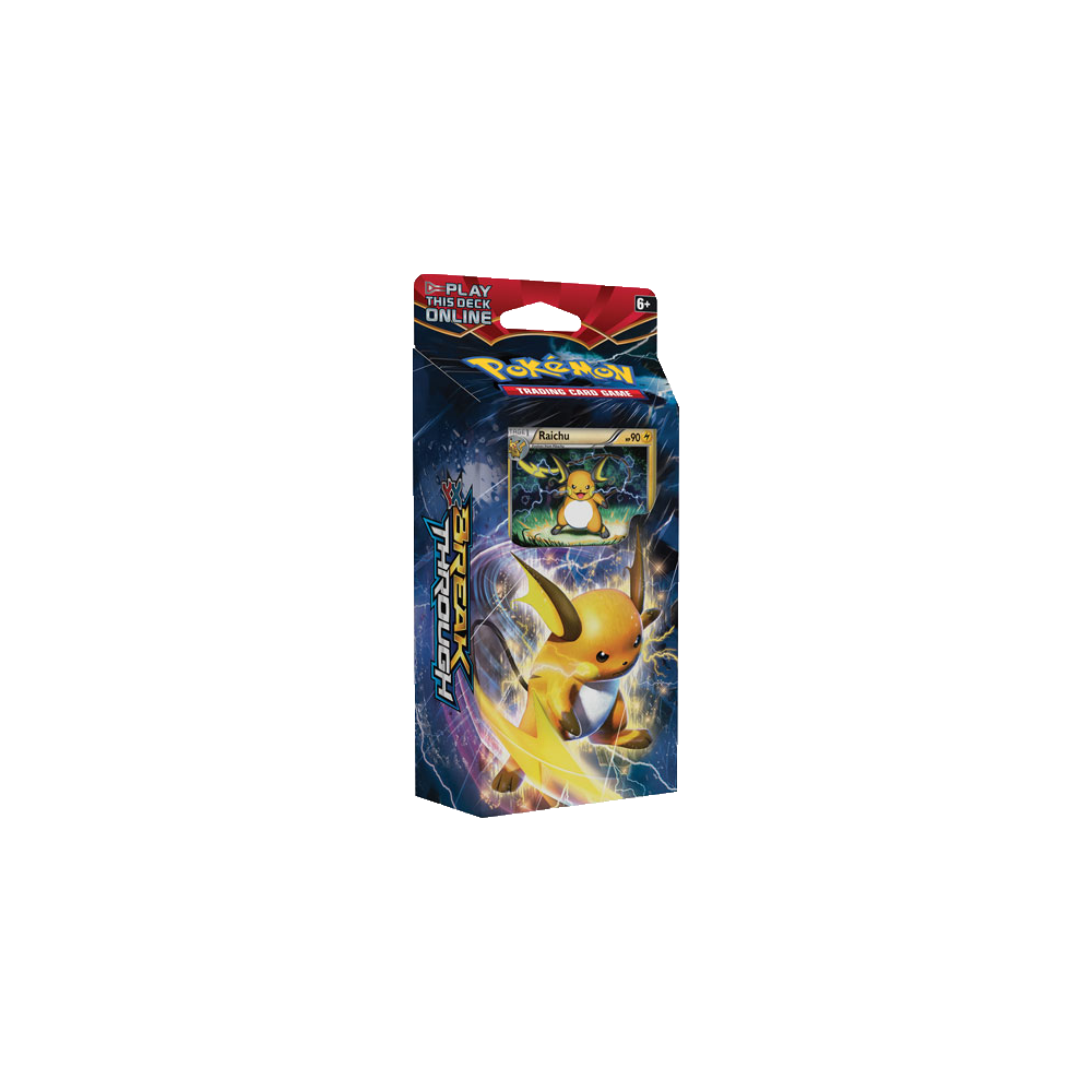 Pokemon Trading Card Game: Breakthrough - Raichu