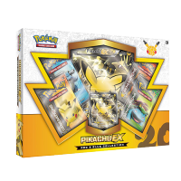 Pokemon Trading Card Game: Red & Blue Collection–Pikachu EX