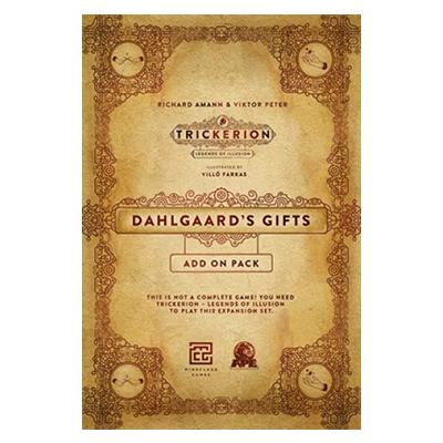 Trickerion – Dahlgaard's Gifts