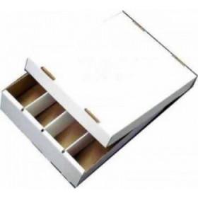 Cardbox / Fold-out Box: Cutie depozitare 4000 cărţi