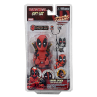 Deadpool Gift Set: Scalers & Earbuds (Ediție limitată)