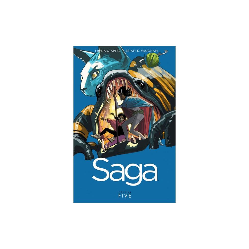 Saga - Trade Paper Volumul 05