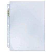 Ultra PRO: 1 Pocket Platinum Page