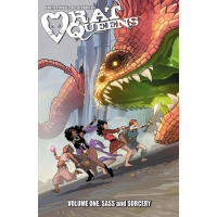 Rat Queens TP - Vol 01: Sass and Sorcery