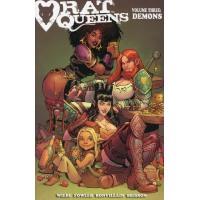 Rat Queens TP - Vol 03: Demons