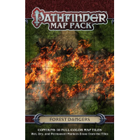 Pathfinder: Map Pack - Forest Dangers