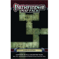 Pathfinder: Map Pack - Labyrinths