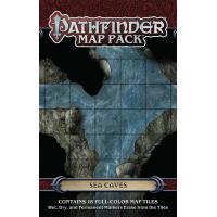 Pathfinder: Map Pack - Sea Caves