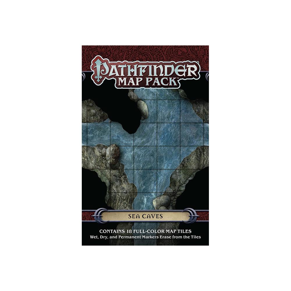 Pathfinder: Map Pack - Sea Caves