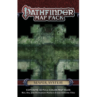 Pathfinder: Map Pack - Sewer System