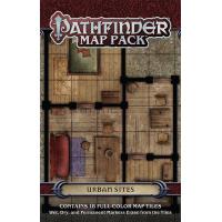 Pathfinder: Map Pack - Urban Sites