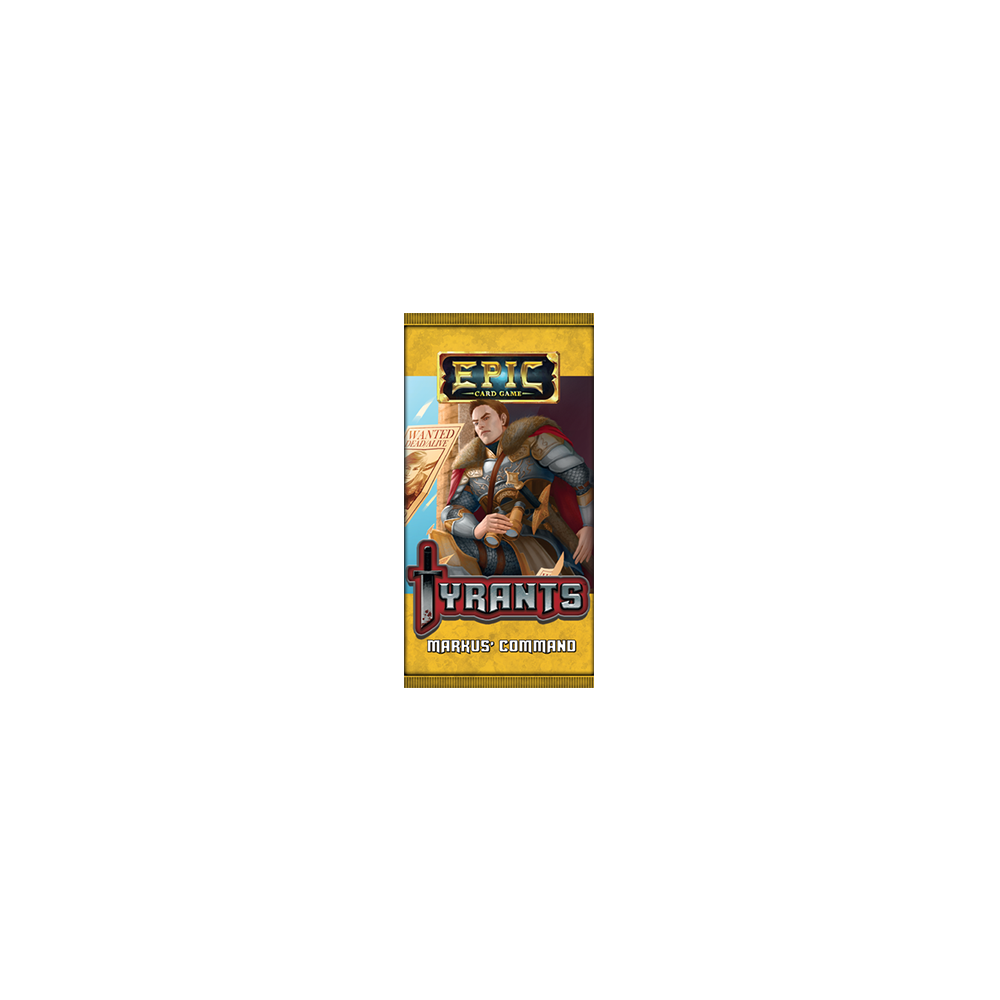 Epic: Tyrants – Markus' Command
