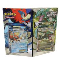 Pokemon Trading Card Game: Battle Arena Decks Rayquaza vs Keldeo