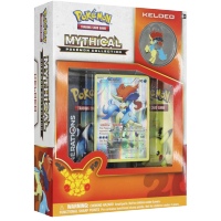 Pokemon Trading Card Game: Keldeo Mythical Collection