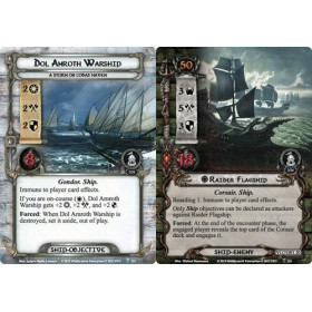 The Lord of the Rings: The Card Game – A Storm on Cobas Haven