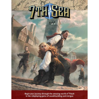 7th Sea: Second Edition