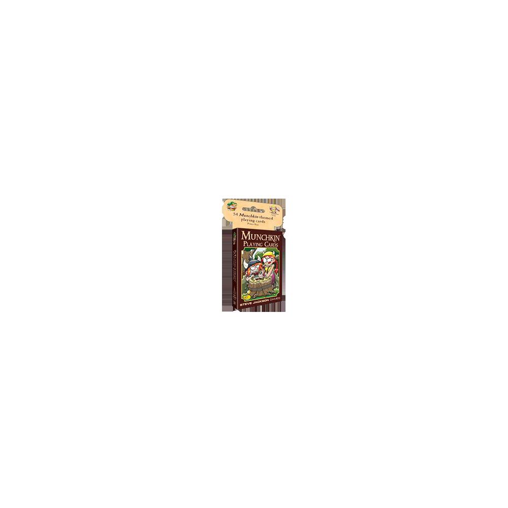 Cărţi de joc - Munchkin