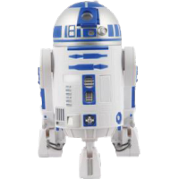 Star Wars: R2-D2 Talking Money Bank
