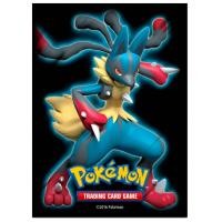 Ultra PRO Sleeves: Pokemon - Mega Lucario (65)