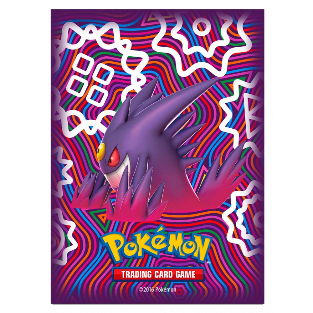 Ultra PRO Sleeves: Pokemon - Mega Gengar (65)